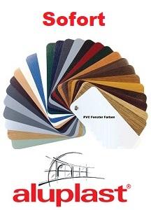 Aluplast-farbdekore-sofort