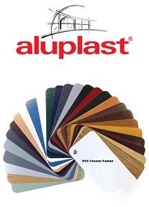 Aluplast-fenster farban & dekore