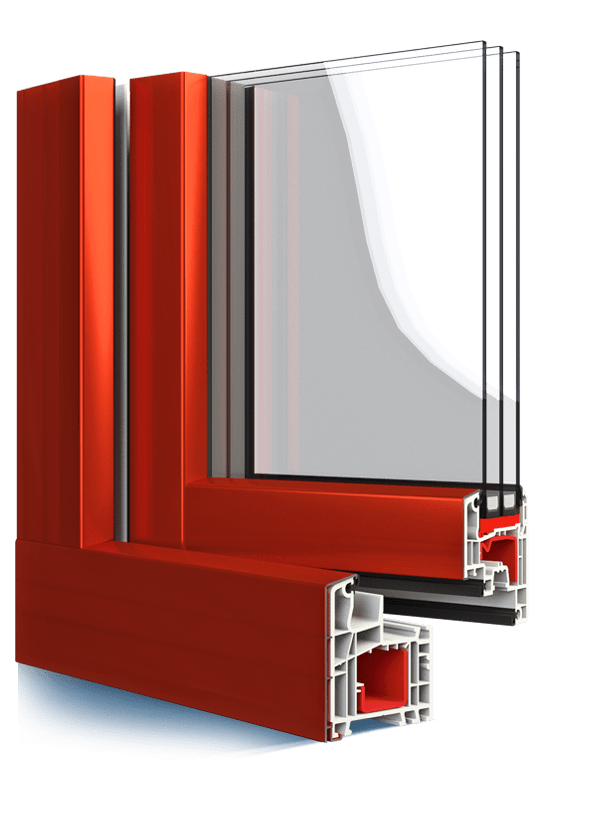 Aluplast ideal 5000 aluschale dreifachverglasung__600x830
