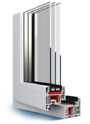 Salamander Brügmann BluEvolution 82 Kunststofffenster classic line