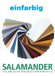 Salamander-farbdekoren-einfarbig