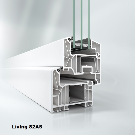 Schueco_living-82-AS-3-fachverglasung