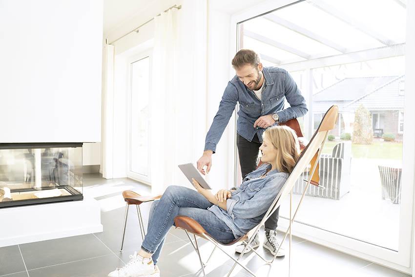 Kaufen Sie Kunststofffenster online - günstige und hochwertige PVC-Fenster für Neubauten und Renovierungen